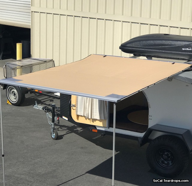 So-Cal Teardrops - Options - Options - ARB Awning 2000 ...