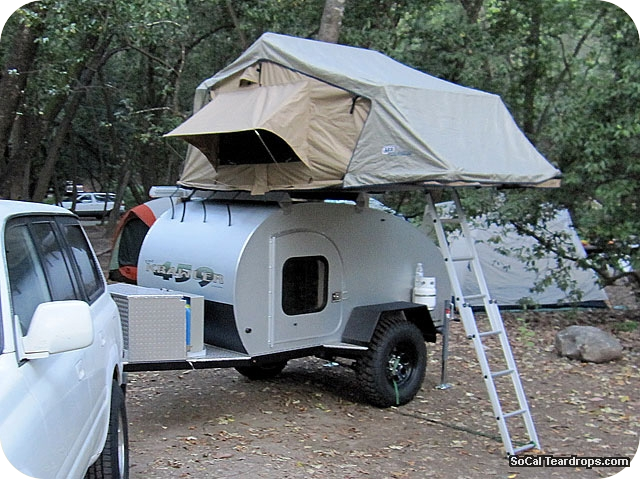 So Cal Teardrops Options Options Arb Rooftop Tent