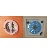 6'' and 14''x14'' Vent / Fans