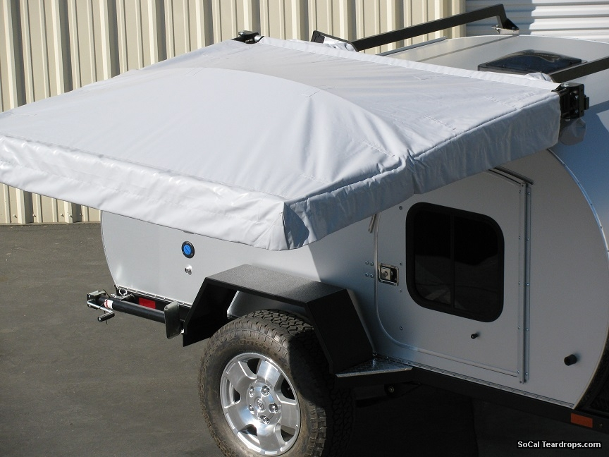 So Cal Teardrops Options Options Scipio Awning