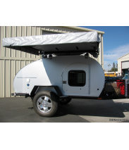 Scipio Awning - Requires Roof Rack or Roof Basket