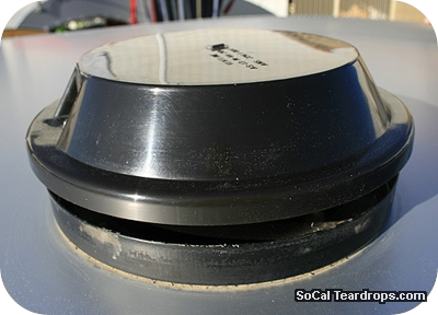 So Cal Teardrops Parts 6 Round Roof Vent Parts